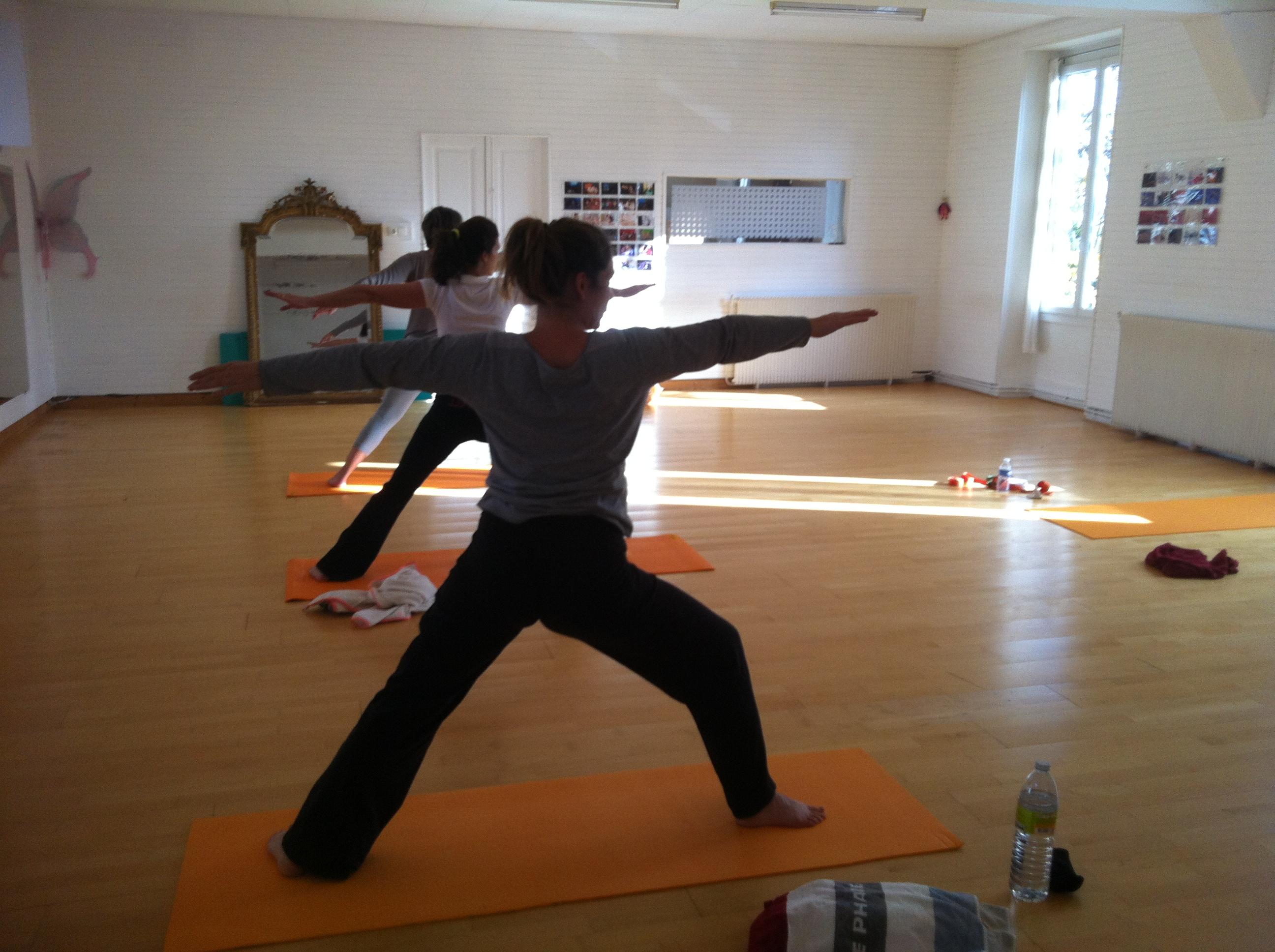 Cours de yoga et de pleine conscience à vannes