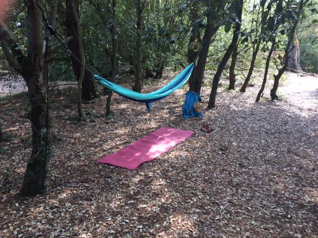 Ce n'est qu'un au revoir # vacances yoga et méditation